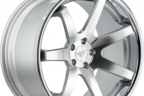 FR1 zilver polished front 20x9 | 20x10.5 | 20x11.5