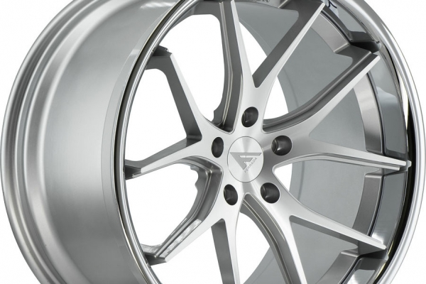 FR2 zilver polished front 20x9 | 20x10.5 | 20x11.5