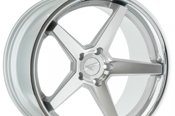 FR3 zilver polished front 20x9 | 20x10.5 | 20x11.5