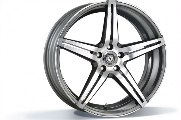 Artform301 gunmetal polished 20/21